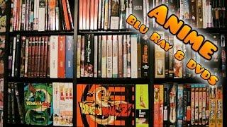 BobSamurai Anime Dvd & Blu Ray Collection 2014