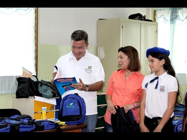 Alcaldía de Baruta// Entrega de útiles escolares