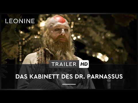 Das Kabinett des Dr. Parnassus (deutscher Trailer) Kinostart: 07.01.2010