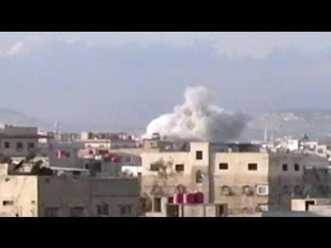 Syrian rebels seize army base in western Aleppo