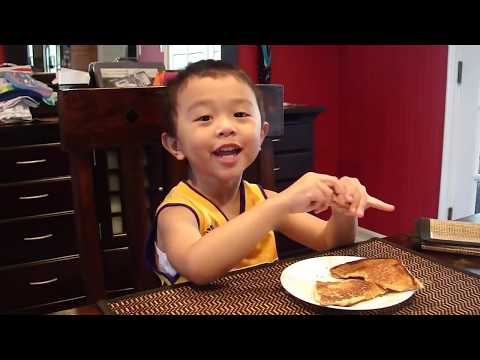 Chris Brown - Look At Me Now Cover By 3 Yr Old Nep video