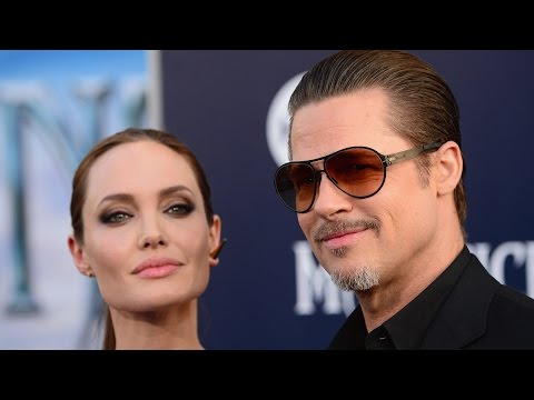 Brad Pitt and Angelina Jolie are Officially Married