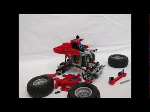 Lego Technic Monster truck #42005