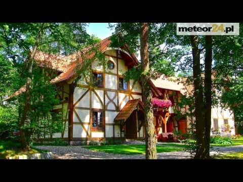 Domek, Apartamenty, DWÓR SOSNOWO - Pojezierce Meteor24.pl