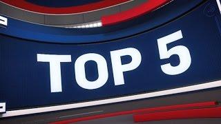 Top 5 NBA Plays of the Night: April 25, 2017