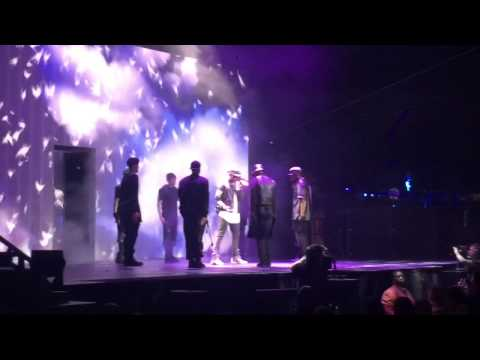 Chris Brown - She Ain't You   Performing Live video