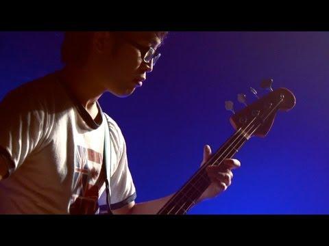 """「ベースマン」~andymori ライブハウスツアー""""FUN!FUN!FUN!""""ファイナル @ LIQUIDROOM~"""