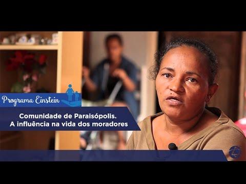 Vídeo - Teaser - Programa Einstein na Comunidade de Paraisópolis