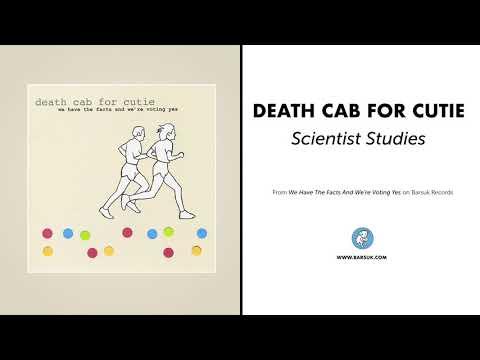 "Death Cab For Cutie - ""Scientist Studies"" (Official Audio)"