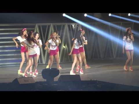 140215 SNSD 少女時代 Girls & Peace Tour in Macau Oh!