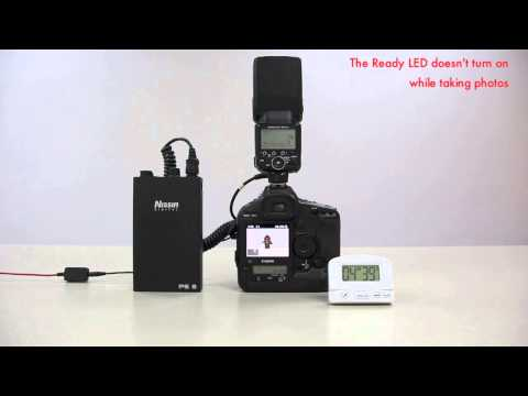 Nissin MG8000 vs Nikon SB-910, Overheat Resistant Test ( 1 of 2 )
