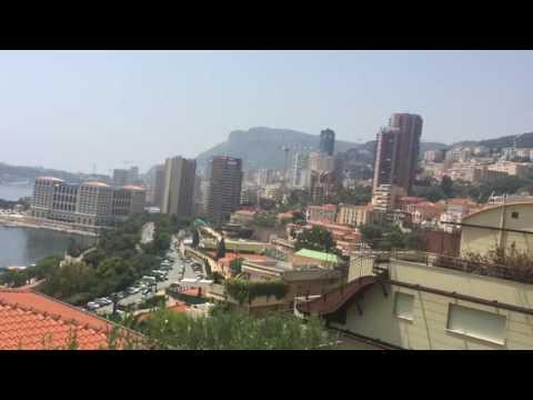 Trading stocks from Monaco Monte Carlo - Stock Trader World Traveler Diary