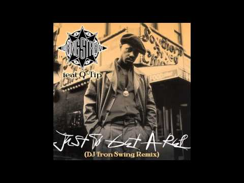 Gang Starr - Just To Get A Rep feat. Q Tip (DJ Tron Swing Remix)