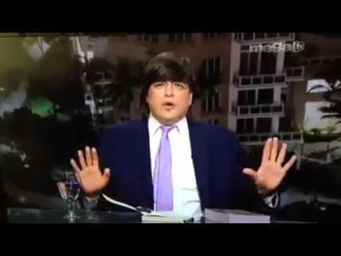 Cuando Juan Manuel Santos era Uribista segun Jaime Bayly