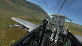 DCS World 1.5 - Clearing a FARP