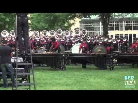 Boston Crusaders @ 2015 Concert In The Park - BFDTV