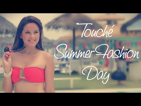 Trajes de baño 2014: Touché Summer Fashion Day  | Unicas.pe