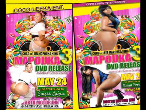 CADDY OSO  - Mapouka 3. DVD Release Party Promo - May 24