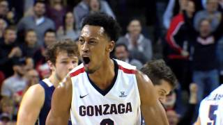 Soft-spoken Johnathan Williams is loud when needed for Gonzaga