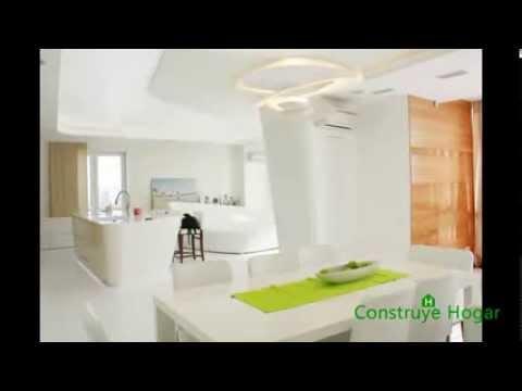 Dise o de apartamento ultra moderno youtube for Diseno de apartamento rectangular
