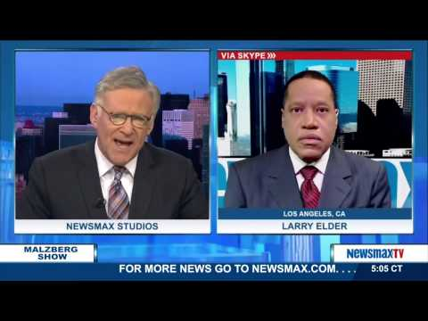 Malzberg | Larry Elder discusses the US, ISIS and Iraq
