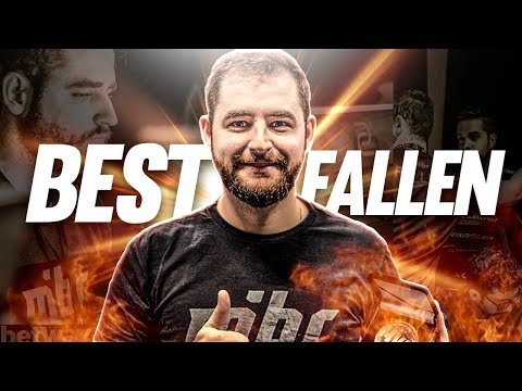FALLEN E SUAS JOGADAS INEXPLICÁVEIS 2017!! Best Of FalleN #1 ‹ AleArts ›