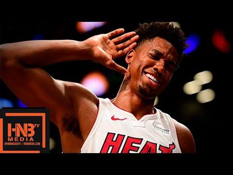 Miami Heat vs Brooklyn Nets Full Game Highlights | 11.14.2018, NBA Season