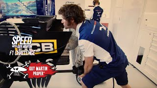 Guy Rebuilding an F1 car   Guy Martin Proper