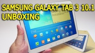 Samsung Galaxy Tab 3 10.1 Unboxing - Tablet-News.com