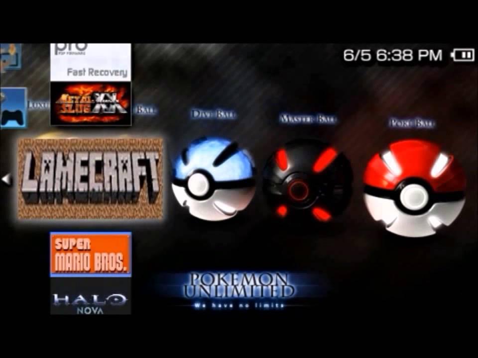 Soluci�n Juegos o men� XMB muy lento en mi PSP (HD) - YouTube