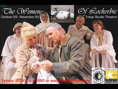 Naples Players: The Women Of Lockerbie on WGCU FM (Audio Only) 10-23-08