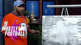 Bun B Picks the Best Rapper of All Time | Mostly Football