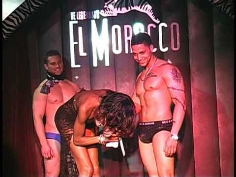 The Boys Night Manhunt Fashion Show Part II.wmv