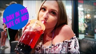 A DAY IN THE LIFE OF ME - JENNA AREND (TPUMPS ADDICT)