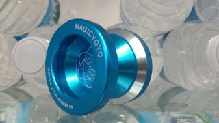 Magic YoYo N8 Unboxing and review.  2017 updated review. Best $10 yo-yo.