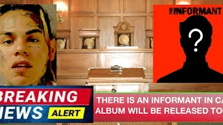 BREAKING NEWS: Tekashi 6ix9ine Case Has an Inside Informant allegedly and Dummy Boy RELEASED TODAY