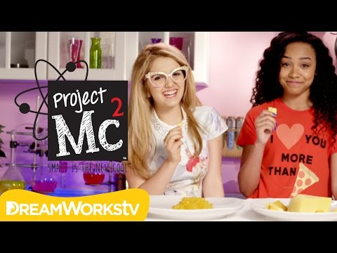 Adrienne Attoms' Yummy Science: Honey Beads | PROJECT Mc2