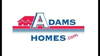 Adams Homes | Mobile, Alabama | www.AdamsHomes.com