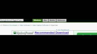 tutorial download hypercam 2 (nederlands)