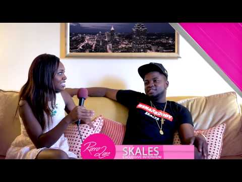 Skales Talks Hobbies,Ideal Girlfriend, Future Album Collabo's and more on Interview with RLTV
