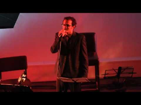 אברהם טל - ואולי -טקס יום הזיכרון - בר אילן 2010