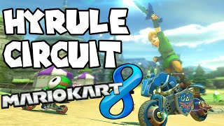 ABM: Mario Kart 8 Link!! Hyrule Circuit !! Gameplay!! HD