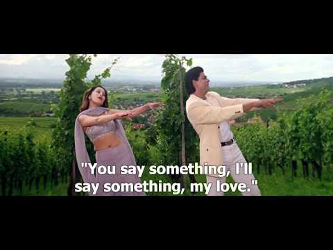 Dholna (Eng Sub) Full Video Song (HD) With Lyrics - Dil To Pagal...
