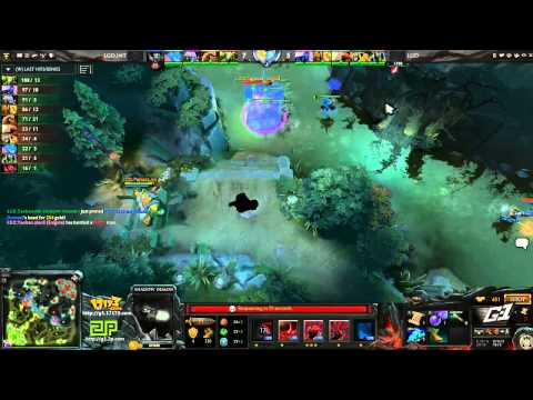 G-1 League Phase 3 Group A - LGD.int vs LGD.cn Game 3