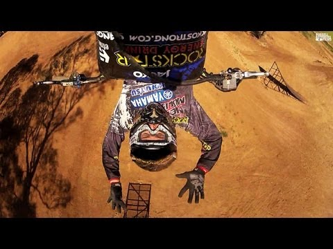 Jackson 'Jacko' Strong Freestyle Motocross