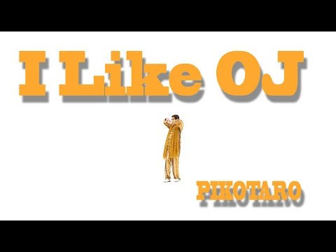 【OFFICIAL】I LIKE OJ/PIKOTARO(ピコ太郎)