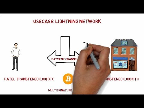 Bitcoin lightning network in Hindi ( Urdu) | Explained Easily in Hindi