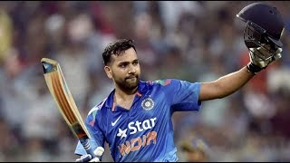 Rohit Sharma Maiden Century In T20-106 from 66 balls