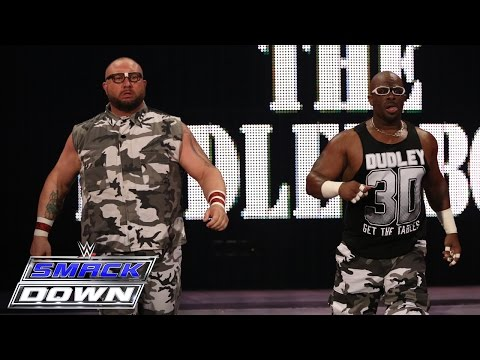 The tag team division comments on the return of The Dudley Boyz: WWE.com Exclusive, Aug. 27, 2015