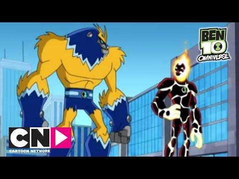 Новые серии | Бен 10: Омниверс | Cartoon Network